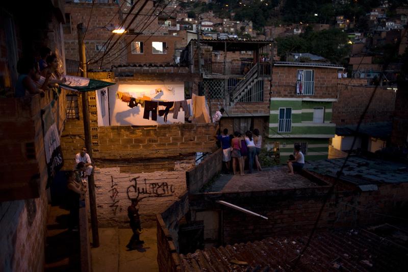 Medellin, Colombia, 2009