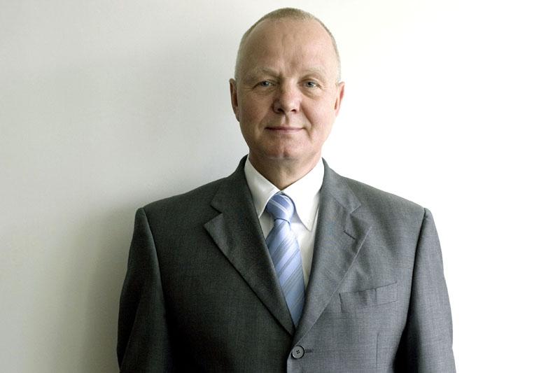 Mr. Heinz Consul, Siemens CEO, Bogota, Colombia