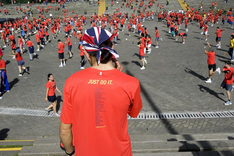 Nike, 10K marathon, Bogota, Colombia