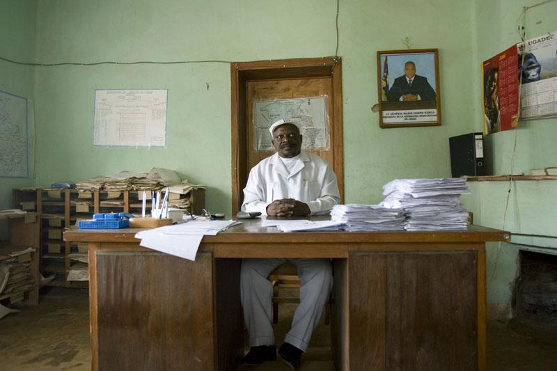 Public adminitrator / Public administrator of the town of Lubero, DR Congo
