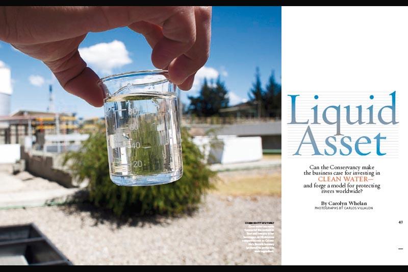 Nature Conservancy Magazine