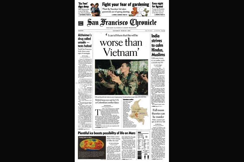 The San Fco. Chronicle