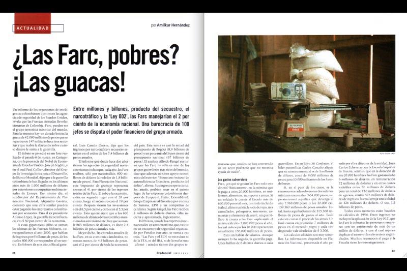 Credencial Magazine