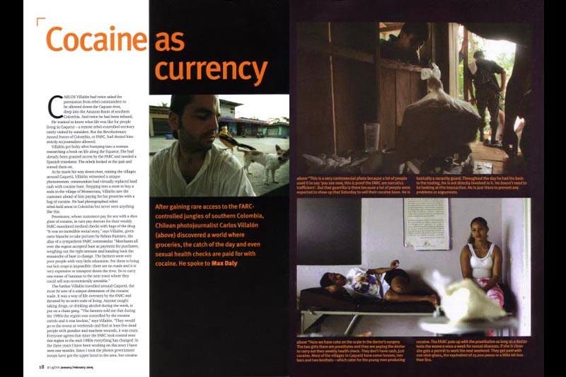 Drug Link Magazine