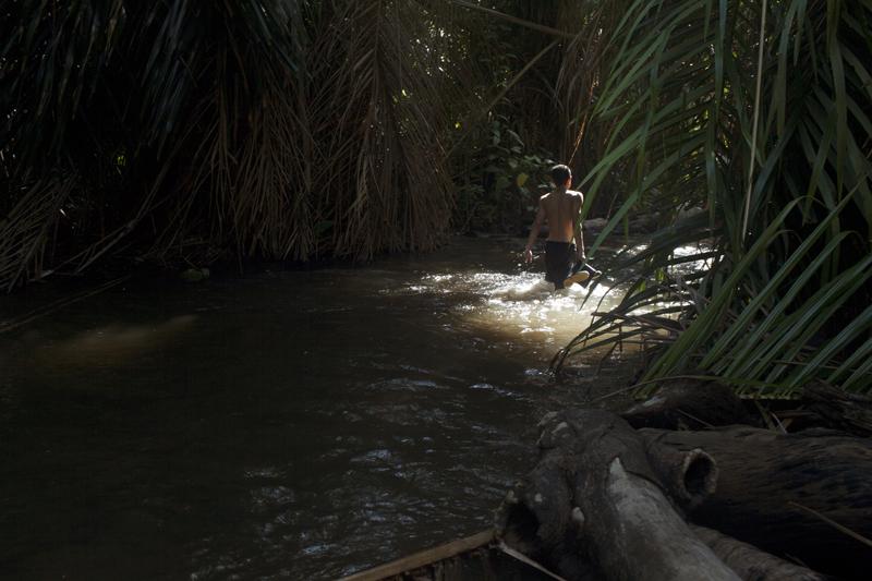 Cacarica river
