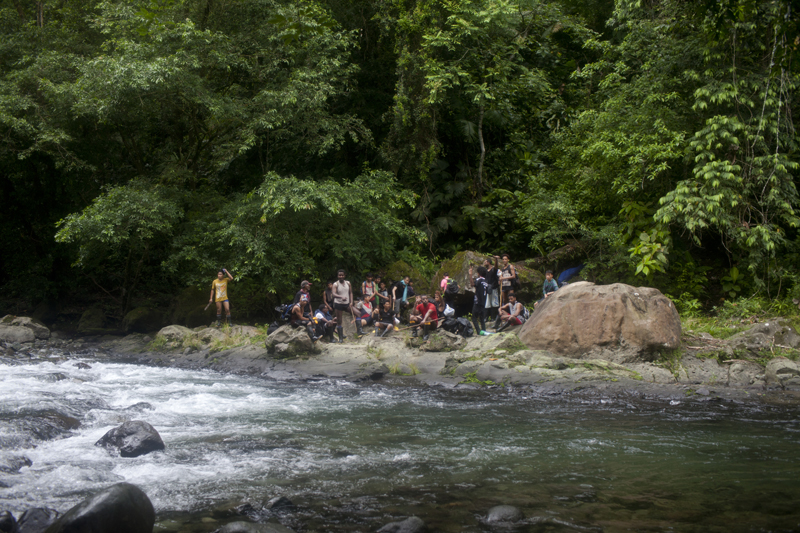 The Darien gap16