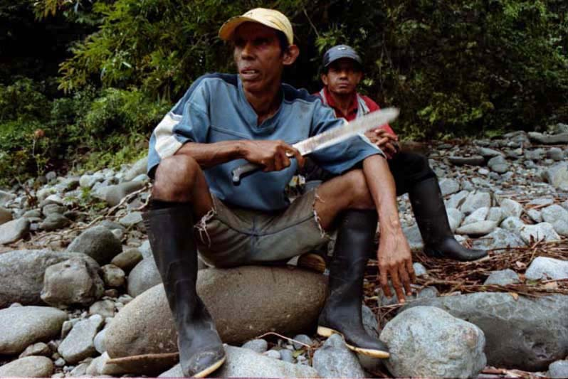 The Darien gap21