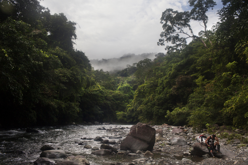 The Darien gap23